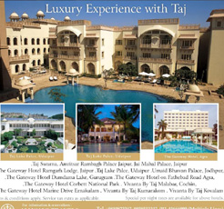 Luxury Oberoi Hotels & Resorts